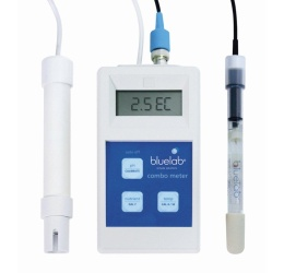 Bluelab ph/Ec/ temp COMBO meter
