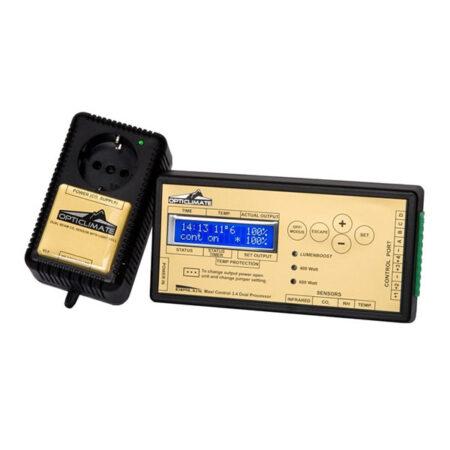 Dimlux Maxi Controller met co2 sensor