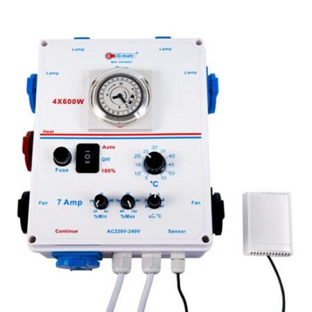 4 lampen Cli-mate MINI controller