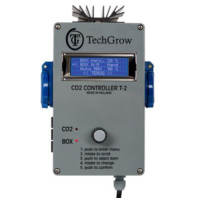 TechGrow T-2 CO2 Controller