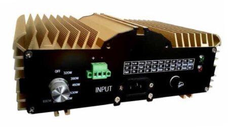 DIMLUX XTREME SERIES 600 WATT EL UHF DIM BUTTON