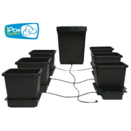 1Pot systeem 6 potten